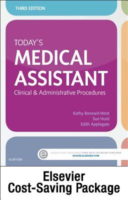 Today's Medical Assistant - Book, Study Guide, and Simchart for the Medical Office 2018 Edition Package: Clinical & Administrative Procedures