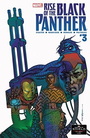 Rise of the Black Panther #3