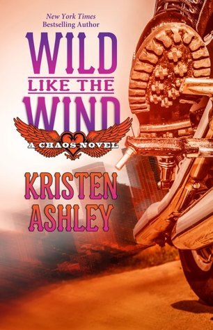 Wild Like the Wind (Chaos, #6)