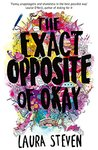 Book cover for The Exact Opposite of Okay