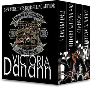 Sons of Sanctuary MC, Austin, Texas BOX SET: Books 1-4