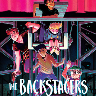 The Backstagers (Issues) (9 Book Series)