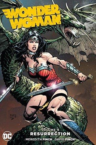 Wonder Woman, Volume 9 by Meredith Finch