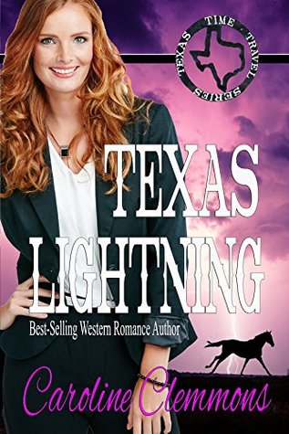 Texas Lightning (Texas Time Travel, #1)