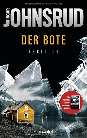 Der Bote (Fredrik Beier, #2)