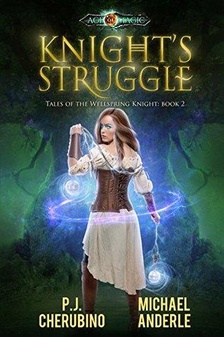 Knight's Struggle (Kurtherian Gambit: Tales of the Wellspring Knight #2)