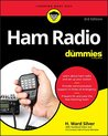 Book cover for Ham Radio For Dummies (For Dummies (Computer/Tech))