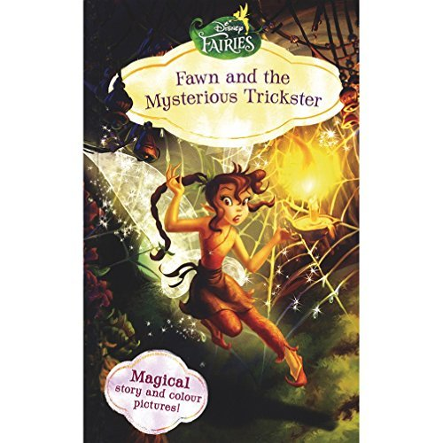 Disney Fairies Shree Fawn and the Mysterious Trickster [Paperback] [Jan 01, 2017] NA