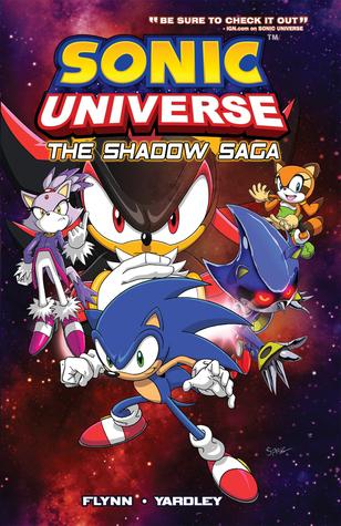 Sonic Universe 1 by Ian Flynn
