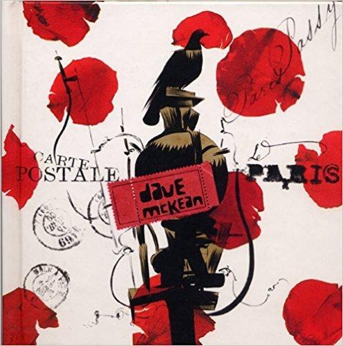 Dave McKean: Postcard from Paris