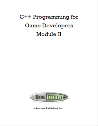 C++ Programming for Games Module II