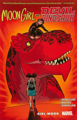 Moon Girl and Devil Dinosaur, Vol. 4