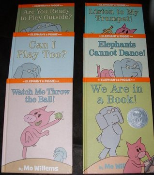 An Elephant & Piggie Book Collection 6 Volumes