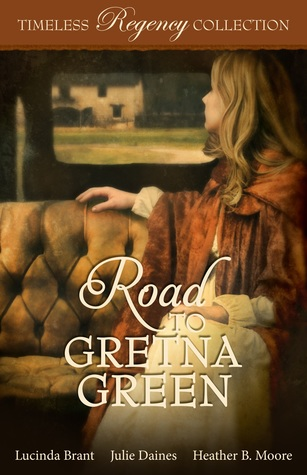 Road to Gretna Green by Lucinda Brant