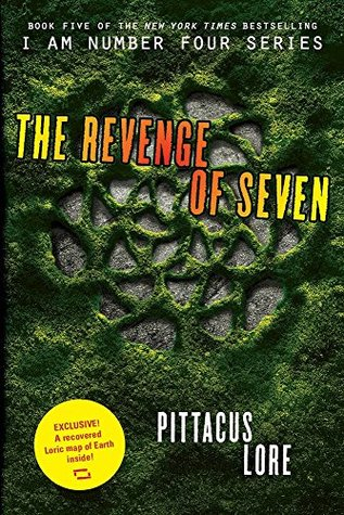 [ The Revenge of Seven Lore, Pittacus ( Author ) ] { Hardcover } 2014