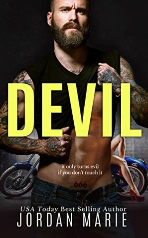 Devil (Savage MC-Tennessee, #1)
