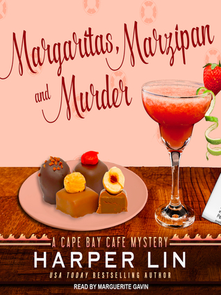 Margaritas, Marzipan, and Murder (Cape Bay Cafe Mystery, #3) (audiobook)
