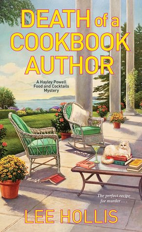 Lil' Pingwing's Cozy Corner: Death of a Cookbook Author
