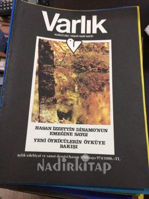 Varlık Dergisi 974