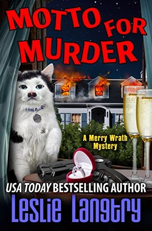Motto for Murder (Merry Wrath #6)