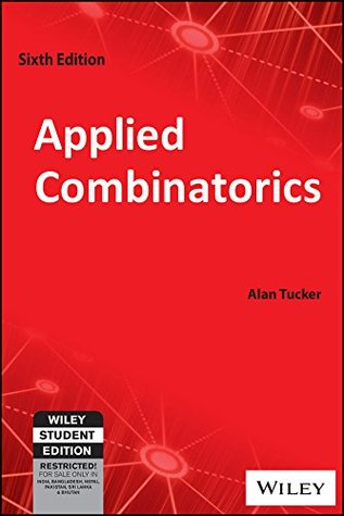 Applied Combinatorics: 2016