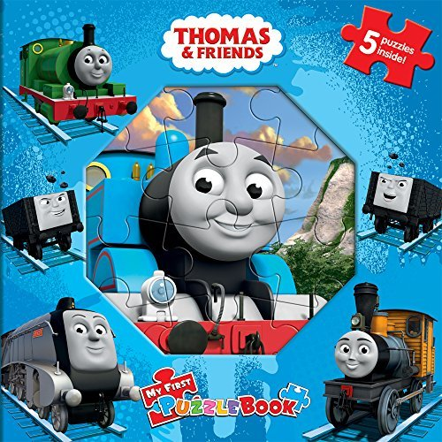 Thomas & Friends My First Puzzle Book