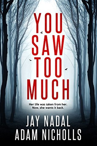 You Saw Too Much (Lori Turner, #1)