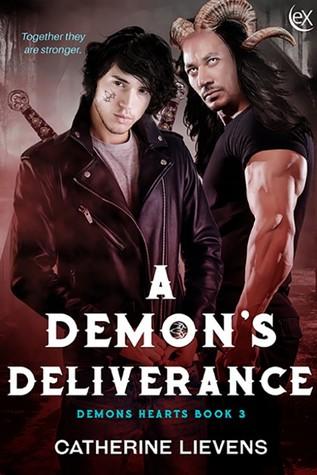 A Demon's Deliverance (Demons Hearts #3)