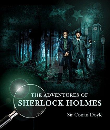 Sherlock Holmes: THE ADVENTURES OF SHERLOCK HOLMES