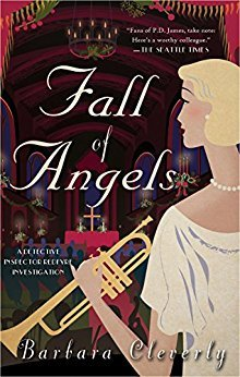 Fall of Angels (An Inspector Redfyre Mystery #1)