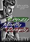 Book cover for Crazy Madly Deeply