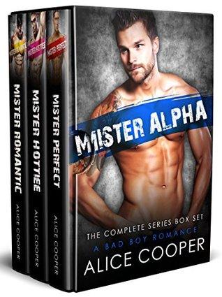 Mister Alpha: The Complete Series Box Set