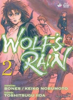 Wolf's Rain, vol 2
