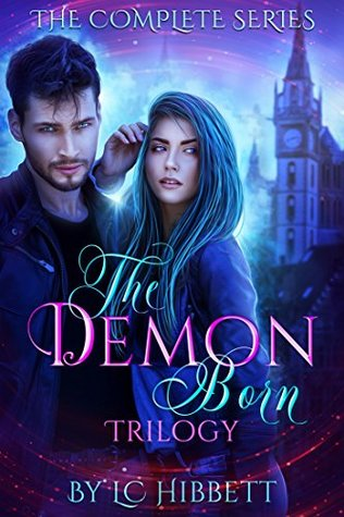 The Demon-Born Trilogy (Complete Paranormal Fantasy Series)