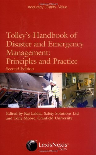 Tolley's Handbook of Disaster and Emergency Management, Second Edition: Principles and Practice