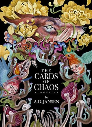 The Cards of Chaos by A.D. Jansen