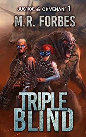Triple Blind (Justice of the Covenant, #1)