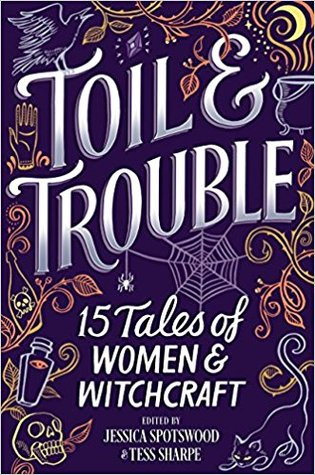 Feminism books toil trouble 15 tales of women witchcraft fandeluxe Image collections
