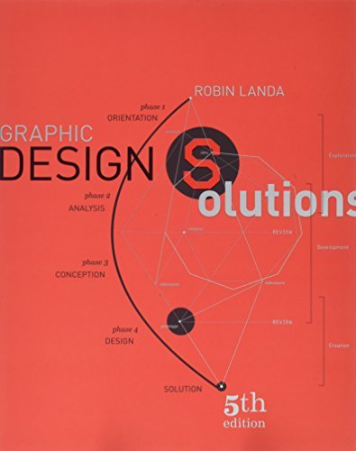 Bundle: Graphic Design Solutions, 5th + CourseMate Printed Access Card