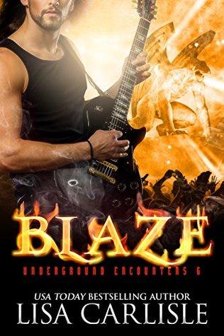 Blaze-Underground-Encounters-Book-6-Lisa-Carlisle