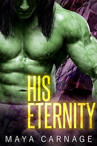 His Eternity (The Ghegion Tribes, #1)