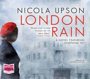 London Rain (Josephine Tey) (Unabridged Audiobook)