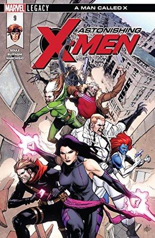 Astonishing X-Men #9