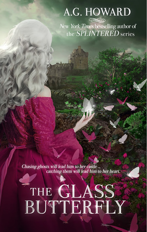The Glass Butterfly (Haunted Hearts Legacy, #3)