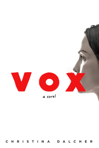 Image result for vox book christina dalcher