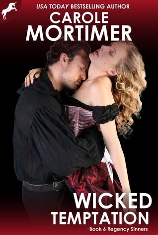 Wicked Temptation (Regency Sinners, #6)