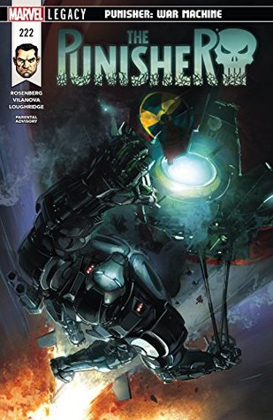 The Punisher #222