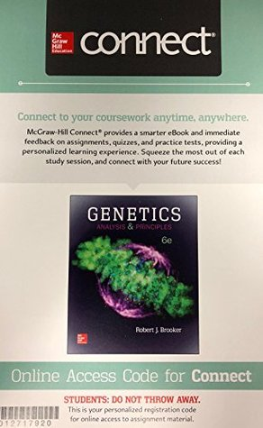 Connect Access Card for Genetics: Analysis and Principles
