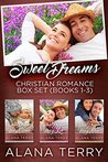 Book cover for Sweet Dreams Christian Romance Box Set: Books 1-3