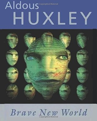 Brave New World Aldous Huxley - Large Print Edition